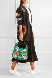Gucci Dionysus small appliquéd leather tote