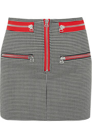 Isabel Marant Layla stretch-wool mini skirt