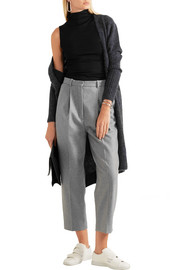Acne Studios Riia stretch-knit turtleneck top