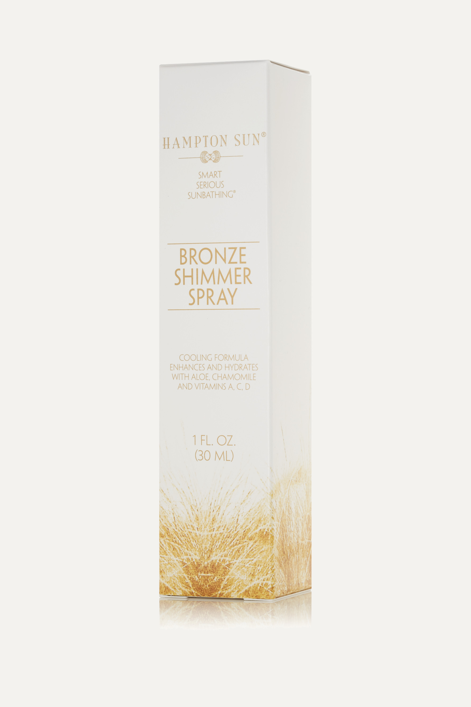 Hampton Sun Bronze Shimmer Cooling Spray, 30ml