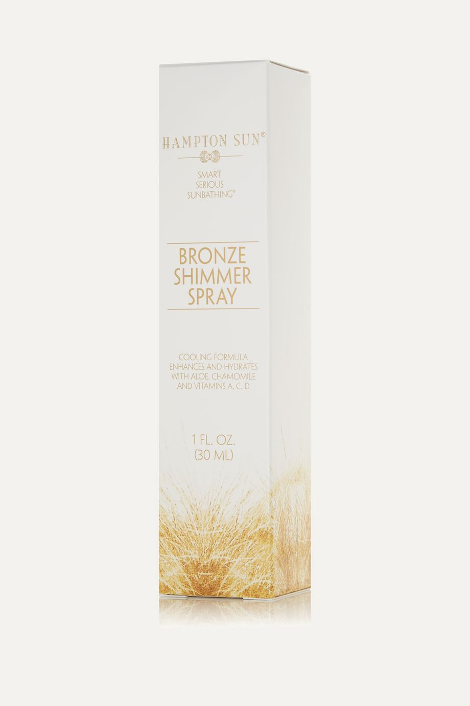 Hampton Sun Bronze Shimmer Cooling Spray, 30ml
