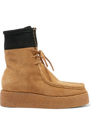 Selma suede desert boots