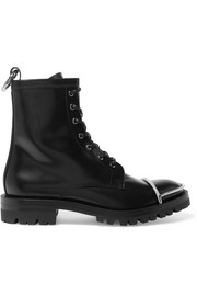 Alexander Wang Lyndon leather boots