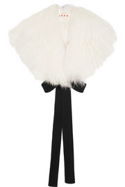 Marni Shearling collar