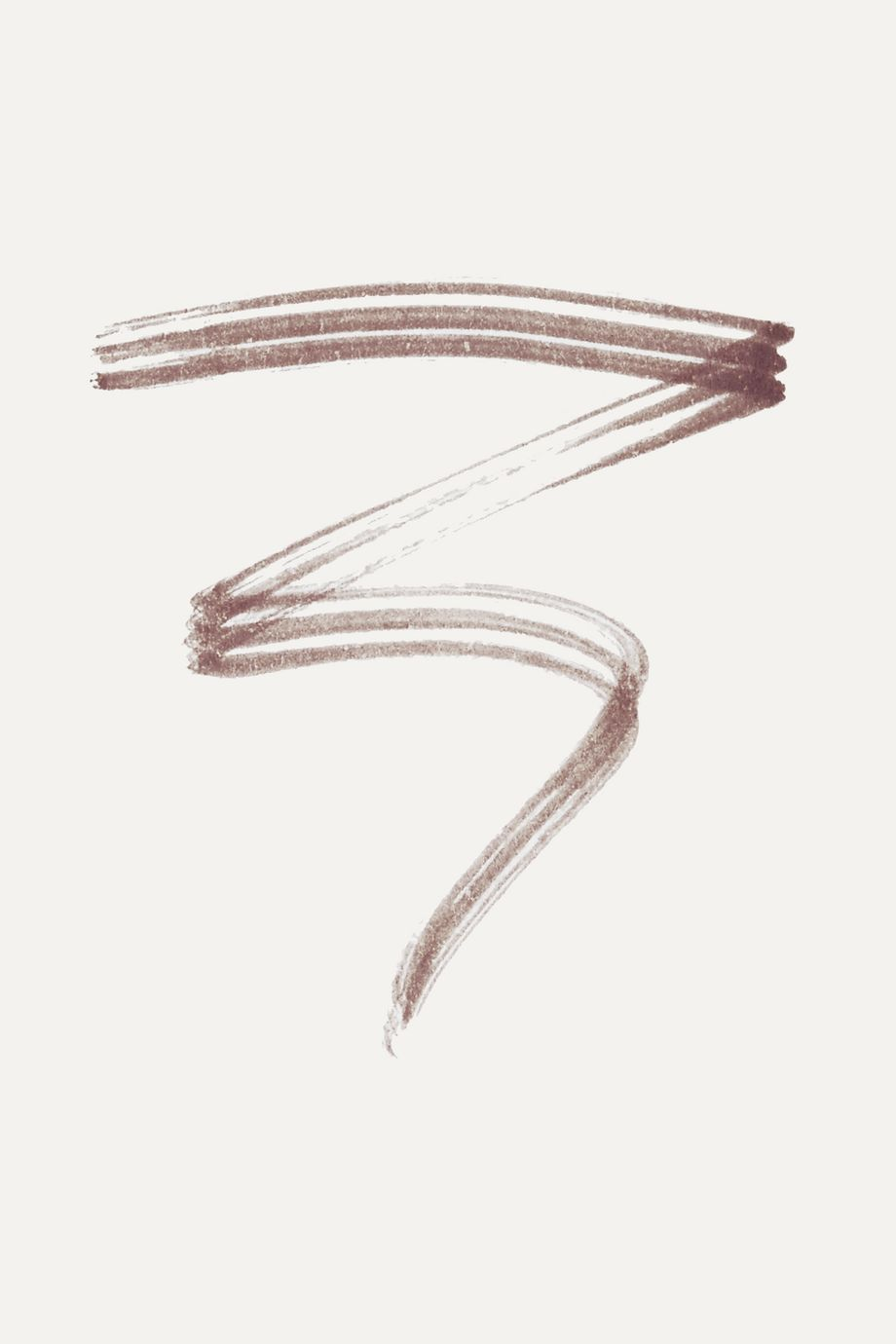 LashFood 24H Tri-Feather Brow Pen - Bold Brunette