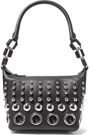 Alexander Wang Rex mini embellished leather shoulder bag