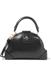 Demi miniature leather shoulder bag