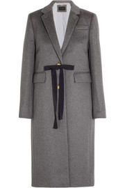 Collection Olivia wool and cashmere-blend coat