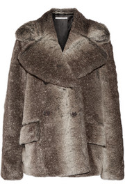 Alessandra Rich Faux fur jacket