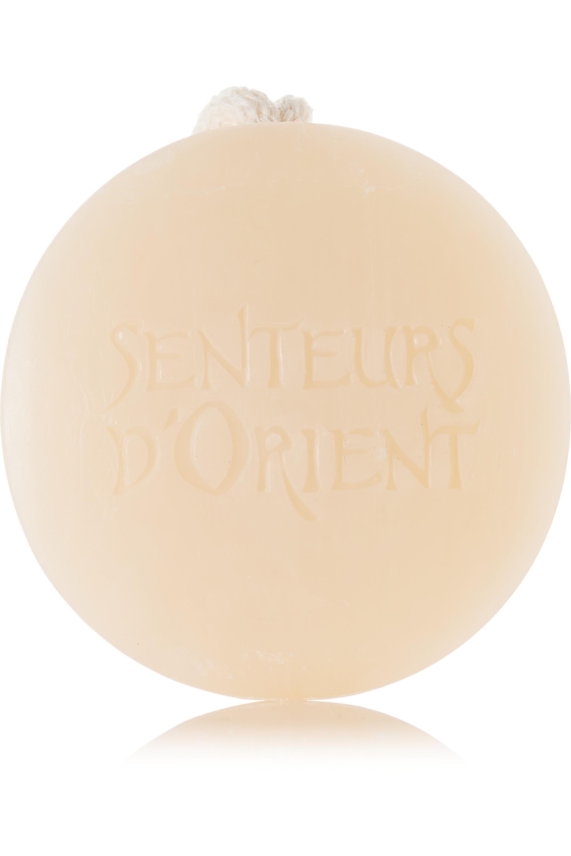 Senteurs d'Orient + NET SUSTAIN Hammam Soap - Jasmine of Arabia, 205g
