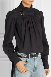 Isabel Marant Faithful embellished leather belt