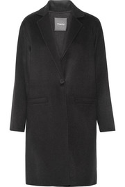Peirette wool and cashmere-blend coat