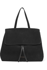 Lady mini suede tote