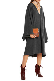 Chloé Oversized cashmere dress