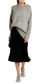R13 Oversized knitted sweater