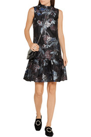Erdem Nena fil coupé organza dress