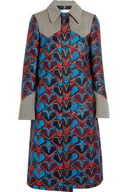 Mary Katrantzou Stardom jacquard coat