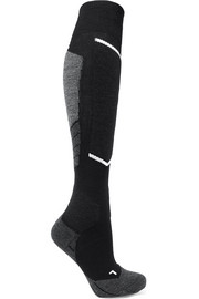 FALKE Ergonomic Sport System Wool-blend ski socks