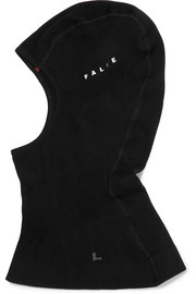 FALKE Ergonomic Sport System Ribbed stretch-knit balaclava
