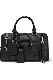 Loewe Amazona Multiplication small leather tote bag