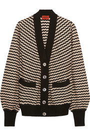 Missoni Wool-blend crochet-knit cardigan