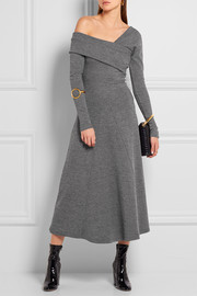 Loreto stretch-knit dress
