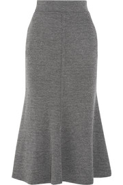Deimos stretch-knit skirt