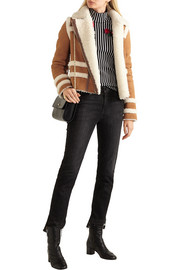 Carven Shearling jacket
