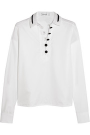 Carven Cotton-twill shirt