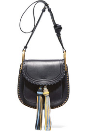 Chloé Hudson small studded leather shoulder bag