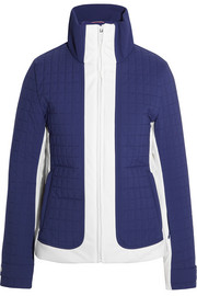 Lindsey quilted down ski jacket