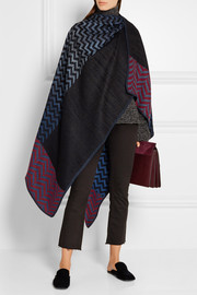 Missoni Wool-blend jacquard wrap