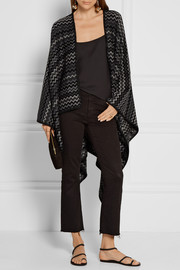 Missoni Knitted wool wrap
