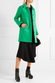 Paul & Joe Esonja crystal-embellished wool-blend coat