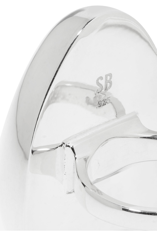 Sophie Buhai Egg silver ring
