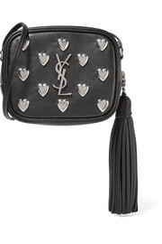 Monogramme Blogger embellished leather shoulder bag
