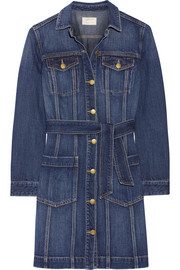 Dorothy denim shirt dress