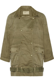 Current/Elliott The Infantry cotton-gabardine jacket