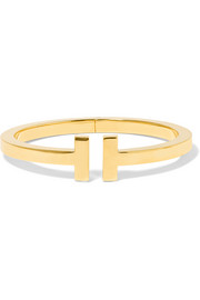 Tiffany & Co T Square 18-karat gold bracelet