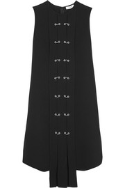 J.W.Anderson Embellished crepe dress