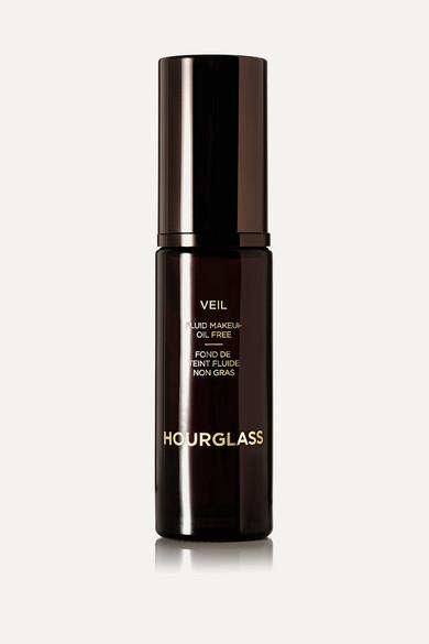Veil Fluid Makeup Oil Free Broad Spectrum Spf 15 No. 3.5 - Honey 1 Oz, Tan