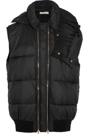 Melissa hooded padded shell gilet