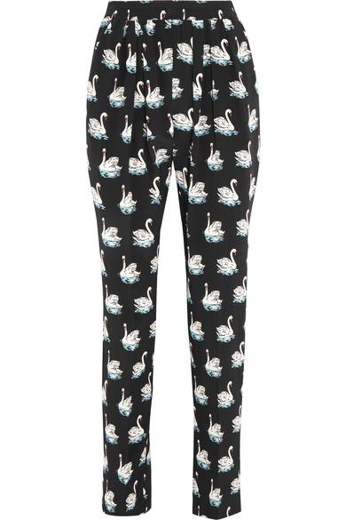 Christine printed trousers - Multicolour Stella McCartney o8Gq74z