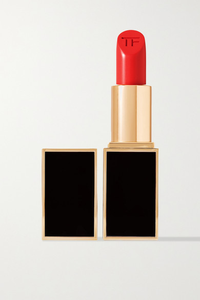 TOM FORD Lip Color Matte Flame 0.1 Oz/ 2.96 Ml in Red