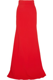 Antonio Berardi Stretch-crepe maxi skirt