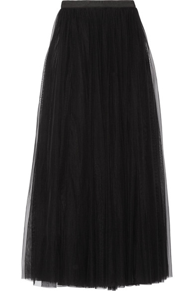 Needle & Thread | Tulle maxi skirt | NET-A-PORTER.COM