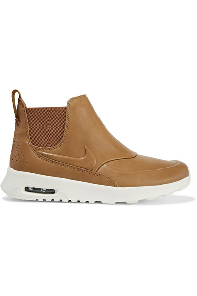 Air Max Thea leather slip on sneakers