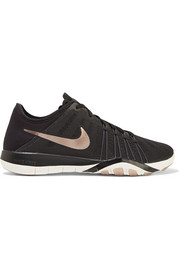Nike Free TR 6 mesh and neoprene sneakers