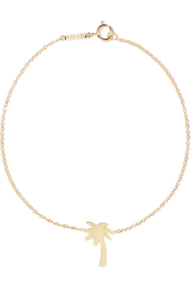 Jennifer Meyer - Mini Palm Tree 18-karat Gold Bracelet