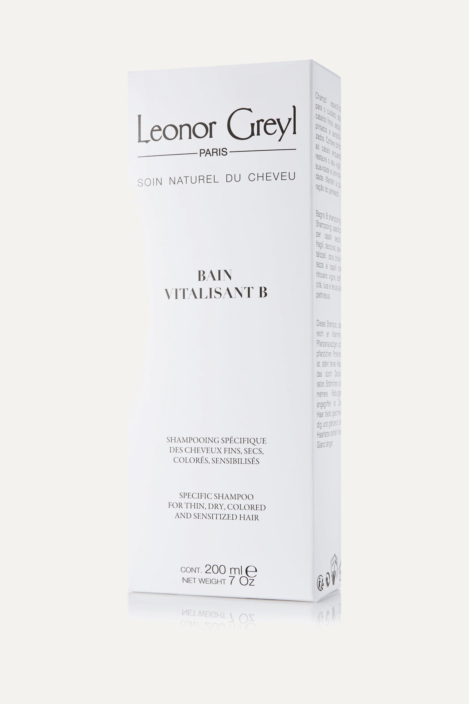 Leonor Greyl Paris Bain Vitalisant B Shampoo, 200ml